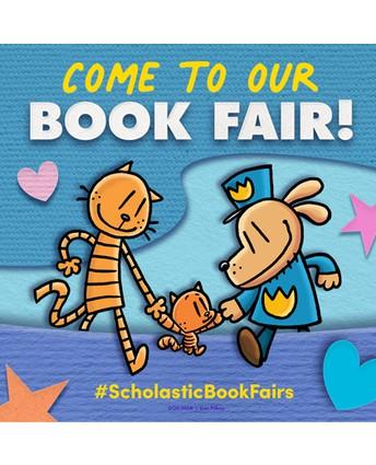 Book Fair is This Week!