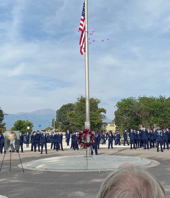 MHS JROTC Annual 9/11 Ceremony