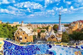 Trip to Madrid & Barcelona, Spain