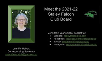 Jennifer Robert, Corresponding Secretary