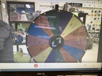 Gotcha Wheel