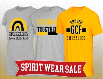 GCF Spirit Wear