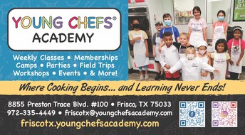 Learn the Joy and Value of Cooking at Young Chefs Academy - NEW