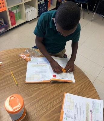 Using Math Representations