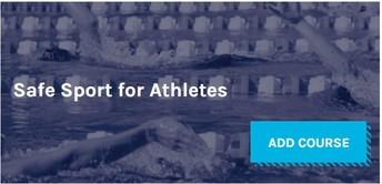 Athlete Safe Sport Course