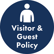 Guest Policy for Fall 2021