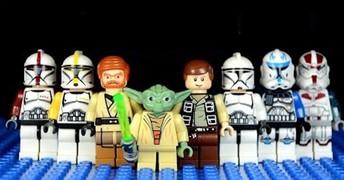 Bricks 4 Kidz - Space and Galaxy Wars