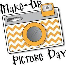 Picture Make-Up Day - Tuesday, September 14