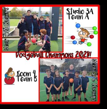 HDS Dodgeball Championship 2021