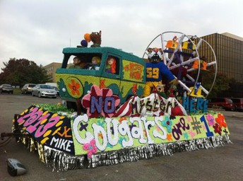 FLOATS and PARADE