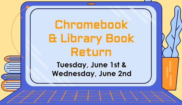 Chromebook return details
