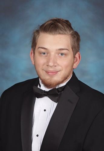 Shane Malinowski Graduating in 11th Grade!
