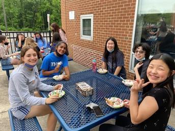 UNICEF Unite Holds Successful Ice Cream Social