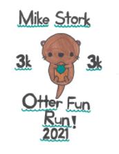 Otter Fun Run Winners!
