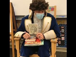 Mrs. Leys' 3rd Graders Get Reading