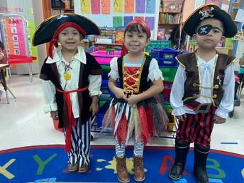 More Cute Pirates