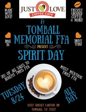 Support TMHS FFA!