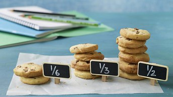 Grades 3rd-5th: Baking Math for Families and Young Children