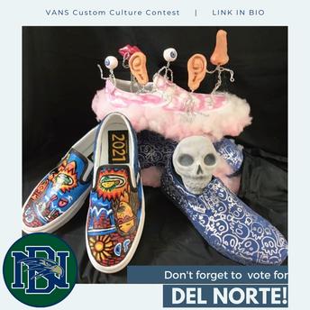 Del Norte's Custom Culture Contest Submission
