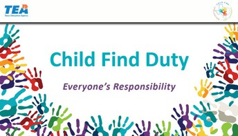NEW!!!  Free Online Child Find Duty-Everyone's Responsibility Training