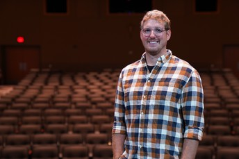 Eric Conner Joins SMCS as Director of Fine Arts