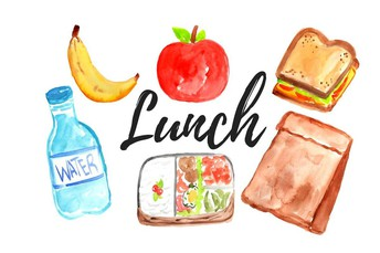Lunch Menu for Oct. 11-15