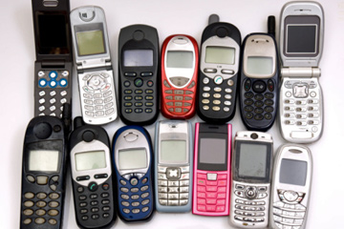 Used mobile phones can raise funds for sustainable coastlines