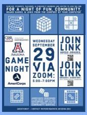 CRR Virtual Game Night
