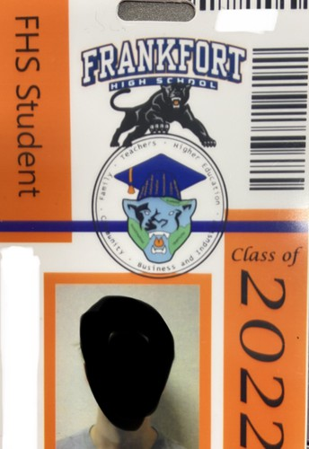 Students Bring Student ID's to School