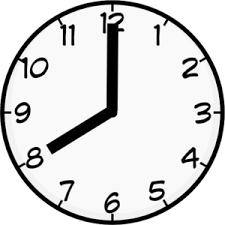 School Begins at 8:00am