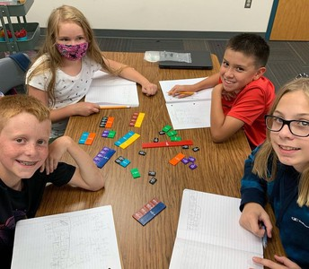 Hands-On Math in 5th