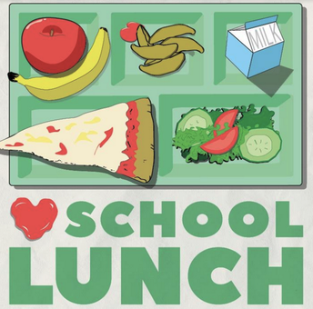 LUNCH MENU UPDATES & SWAPPED ITEMS