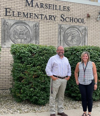 New Principal and Assistant Principal
