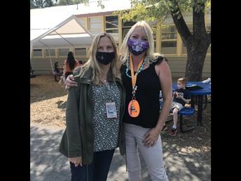 Ms. McMorrow & Ms. Torrence