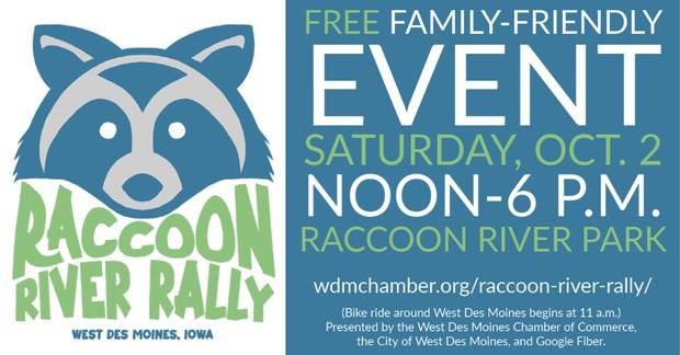 Raccoon River Rally