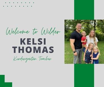 Ms. Kelsi Thomas