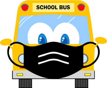 Face Masks on the Bus: