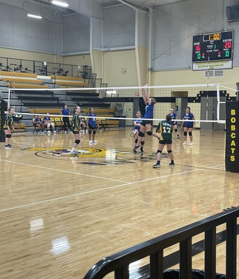 JH Volleyball representing!
