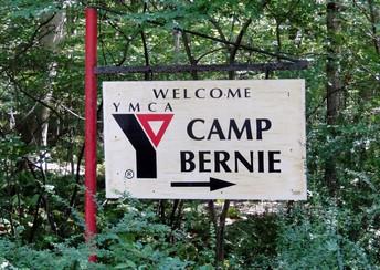 5th grade Camp Bernie Trip
