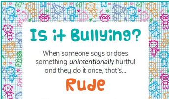 Do not be rude