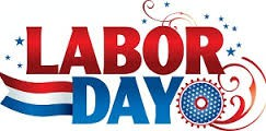 Labor Day- Monday, September 6th