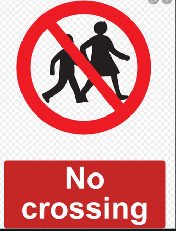 BEAUPRE AND BELANGER- NOT A SCHOOL CROSSING