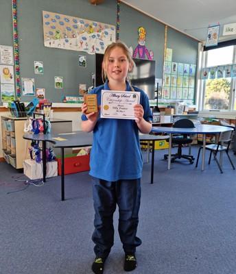 Citizenship Award Tui
