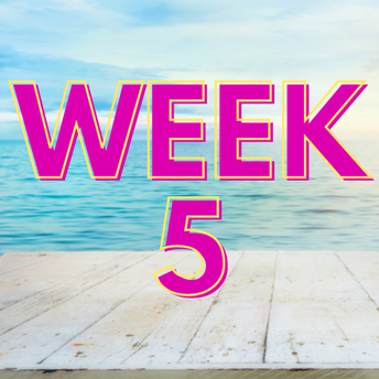 Dive into Week 5 of Summer Reading!