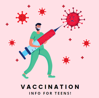 Vaccination Information for Teens