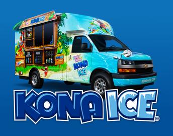 Wednesday, June 2 Kona Ice Returns to JC