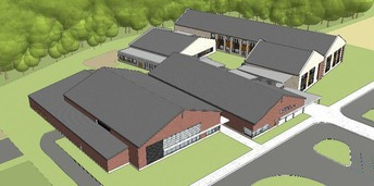 The New Greensboro Elementary School!