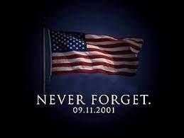 911 Remembrance - September 10th