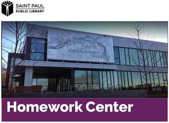 Homework Help at Highland Park Public Library