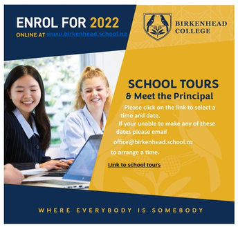 School Tours at Birkenhead College